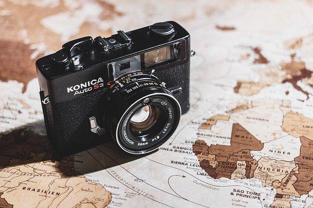 foťák na mapě