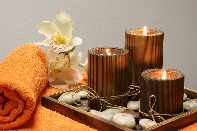 svíčky pro terapii