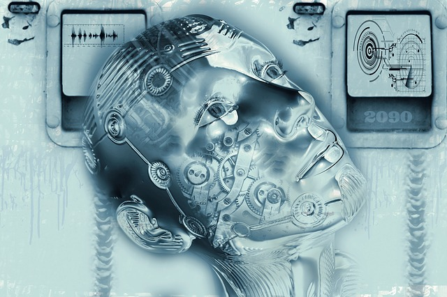 robot sci-fi