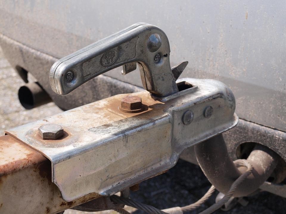 připojený vozík